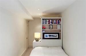 Chambre Fille Petit Espace : d co petite chambre en 55 id es originales ~ Premium-room.com Idées de Décoration
