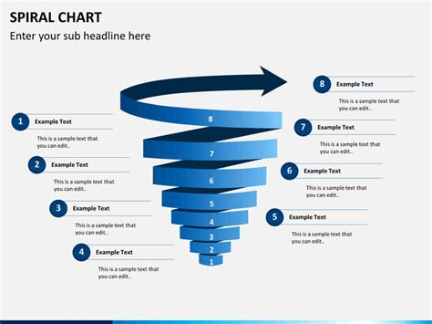 powerpoint spiral chart sketchbubble