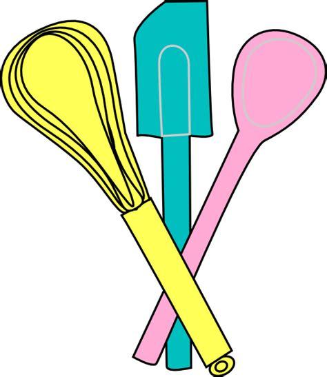 cooking utensils clipart baking utensils clip at clker vector clip