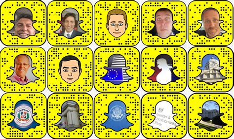 How World Leaders use Snapchat - Twiplomacy