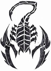 Scorpion Tattoo by Twisted-Serpent on DeviantArt