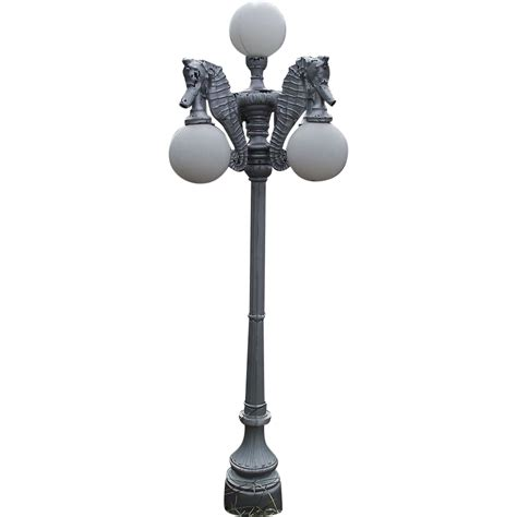 outdoor decorative pole lights décor ideas to prepare your backyard for summer nights