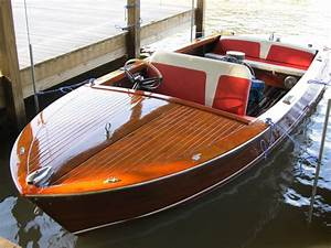 Chris Craft 17 Ski Sportsman 1960 For Sale For  21 000