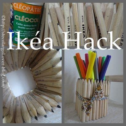 Pot à Crayon Ikea Pot 224 Crayons Ik 233 A S Hack Tuto Diy New Bedroom Ideas 2017 18
