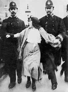 Suffragettes vs. police: The women prepared to go to ...