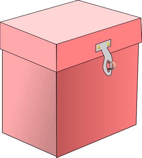Box Clip Box Clip At Clker Vector Clip