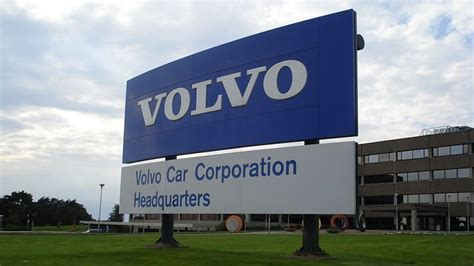 volvo  moving headquarters  sc fitsnews