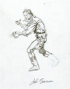John Buscema  The Lost Drawings    Click On Pics To See