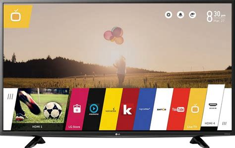 43 zoll smart tv lg 43uf6409 led fernseher 108 cm 43 zoll 2160p 4k ultra hd smart tv kaufen otto
