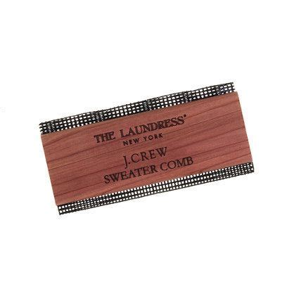 sweater comb sweater comb by the laundress york random but needed