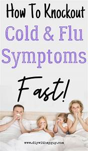 How To Prevent A Cold And Knock Out Symptoms Fast