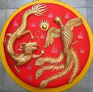 projects: Tree of Life 3 - China - Dragon and Phoenix
