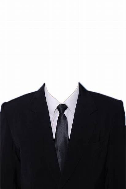 Kemeja Putih Template Jas Dasi Psd Hitam
