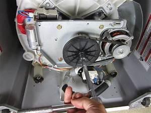 How To Remove Washing Machine Motor