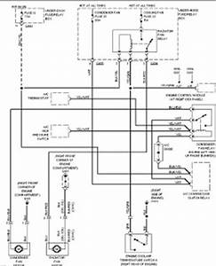 1997 Honda Civic System Wiring Diagrams Cooling Fan