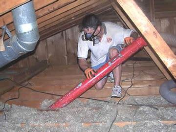 cool machines cv  cv  attic insulation removal vacuum