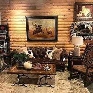 48, Gorgeous, Western, Rustic, Home, Decorating, Ideas, In, 2020