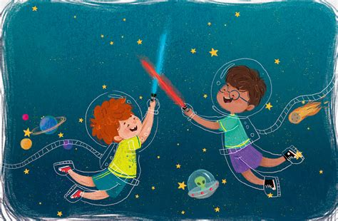 Illustration Art: Cute Childhood Illustrations by Raíssa ...