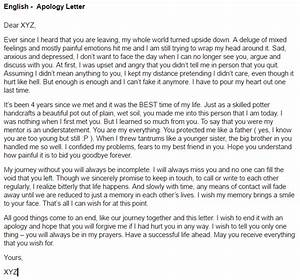 Easy Cover Letters The Indian Handwritten Letter Co