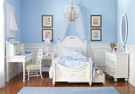 10 Princess Themed Girl's Bedroom Design Ideas Https
