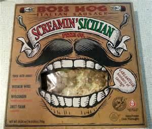 Screamin Sicilian Frozen Pizza