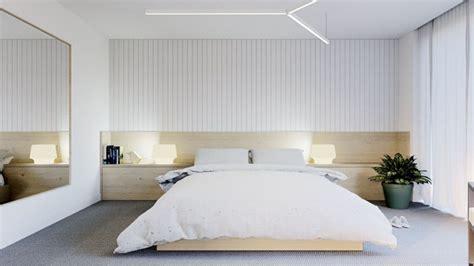 chambre style japonais photo chambre de style minimaliste