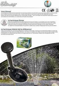 Pompe De Jardin Electrique : pompe bassin elimax 4000 ubbink 4100l h pour alimenter ~ Edinachiropracticcenter.com Idées de Décoration