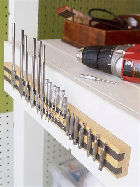 Creative Ways  Organize  Garage