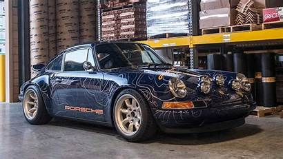 Porsche 911 Singer Mulholland Drive Restomod Vehicle