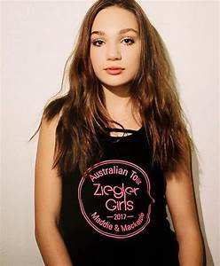 Maddie Ziegler Australia tour 2017 | Maddie Ziegler ...