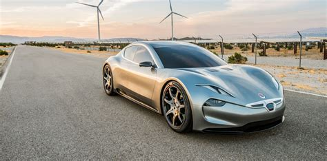 Electric Car Vehicle by Fisker Emotion Electric Vehicle Freshersmag