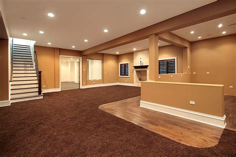 Top Reasons To Remove Basement Carpeting  Scott Hall