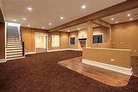 basement finishing ideas Top Reasons to Remove Basement Carpeting | Scott Hall Remodeling