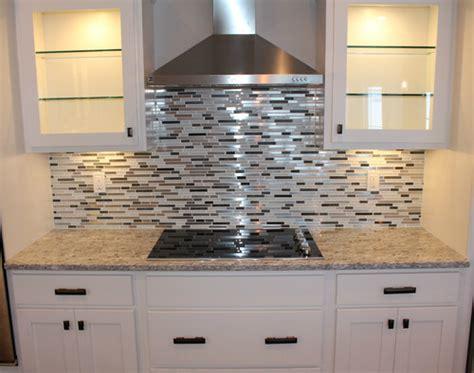 Moon White Granite Kitchen Countertop Design Ideas