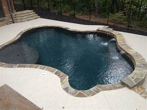 Black Marble Pebble Tec Backyard Pinterest Marbles