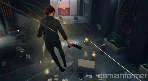 controls gameplay differs   remedy games