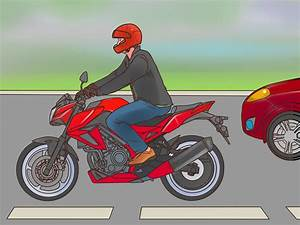 How To Ride A Motorcycle  With Pictures