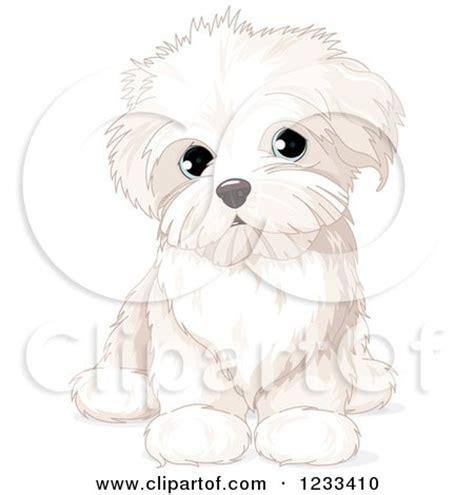 cartoon   cute birthday beagle puppy dog  party