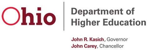 forms reference materials ohio higher ed