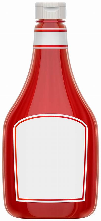 Ketchup Bottle Transparent Clipart Fast Yopriceville