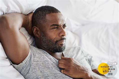 Idris Elba is people's s£xiest man alive