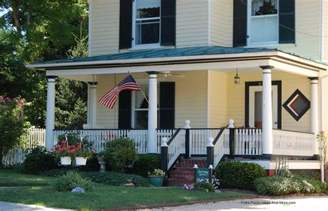 Country Front Porch by Country Porches Wrap Around Porches Farm House