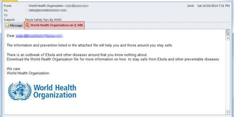 terrible prey on ebola fears in new email scam