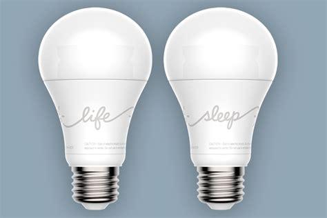 sleep ges  smart led light bulbs adjust   circadian rhythm