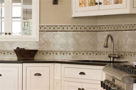 Kitchen Borders Ideas - colony stone tile border close up stoneimpressions kitchen ideas pinterest bathroom tile