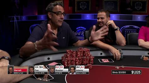 Brad Garrett SWAMPS the table with $5 chips! | S5 E13 ...