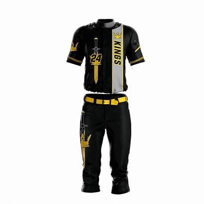 Baseball Sublimated Uniform Kings Uniforms Allensportswear