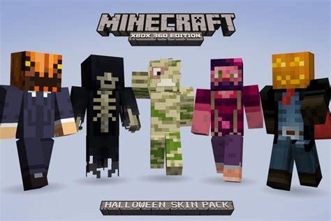 minecraft xbox    halloween costume skins