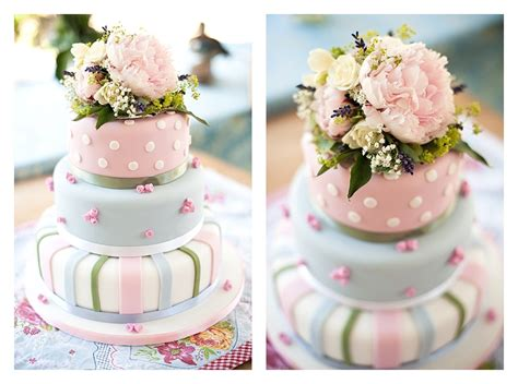 An Uber Cool, Vintage Tea Party Wedding With A Touch Of