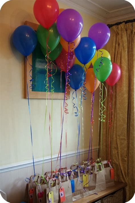 22 awesome diy balloons decorations boy s party ideas